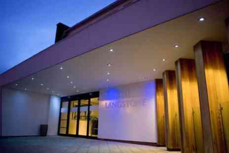 Langstone Quays Resort - Double Room for Two with Breakfast and Spa Access - Save 38%