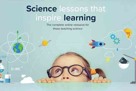 Developing Experts - Online Science Lessons 12 Months of Hands on Learning Led - Save 50%