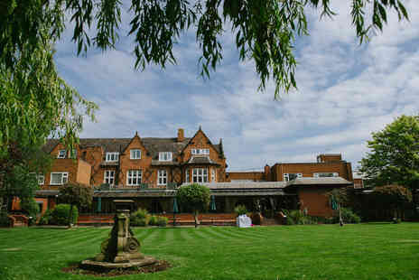 The Brook Hotel - Full day leisure access and afternoon tea for two people - Save 0%