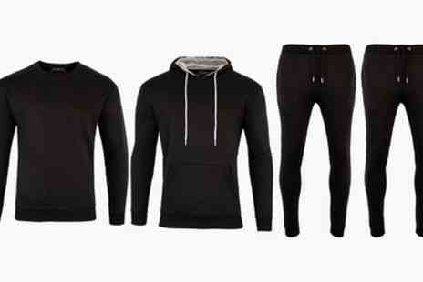 Groupon Goods Global GmbH - Pullover or Crew Neck Tracksuit - Save 0%