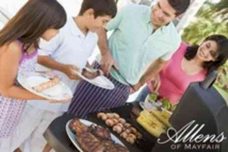 Allens of Mayfair - Summer BBQ Selection Meat Packs - Save 50%