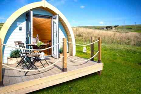 Rossendale Holiday Cottages - 2 Nights in Cottage for 3 or Glamping Pod for Up to 4 with 25% Off Food and Drinks - Save 33%