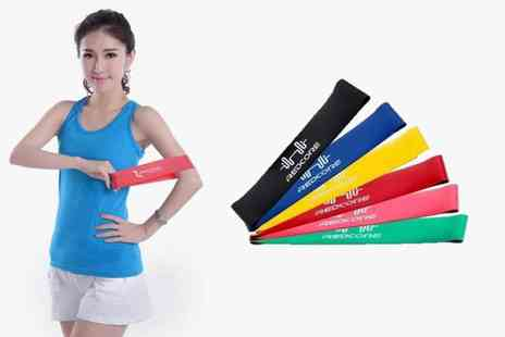HONGKONG HUALIANDA - Resistance band - Save 85%