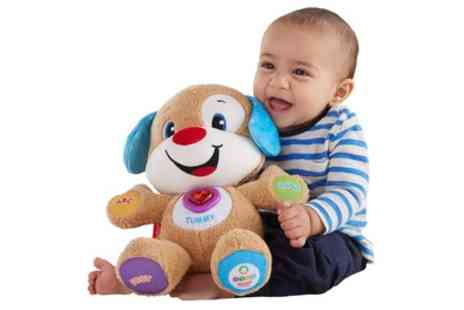 Groupon Goods Global GmbH - One or Two Fisher Price Laugh and Learn Smart Stages Puppies - Save 0%