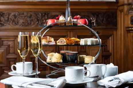 Mercure Aberdeen Ardoe House Hotel & Spa - Sparkling Afternoon Tea with Full Day Spa Access for Two - Save 69%