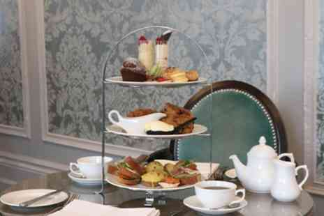 Best Western Clifton Hotel - Traditional or Summer Cocktail Afternoon Tea for Two or Four - Save 31%