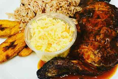 Roger Moores Caribbean Cuisine - Two Course Caribbean Meal for Two or Four - Save 67%