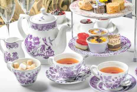 Patisserie La Reine - Cream Tea for Two or Four - Save 32%