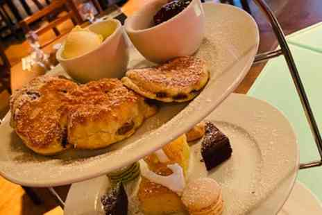 The Dragon Hotel - Afternoon Tea with Optional Prosecco for Two - Save 46%