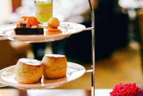 Maes Manor - Sparkling Afternoon Tea for Two or Four - Save 50%