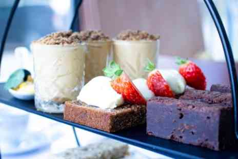 The Penrallt Country House Hotel - Sparkling Afternoon Tea for Four - Save 50%