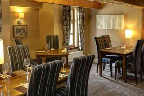 Philipburn Country House Hotel - High Tea for Two or Four - Save 50%