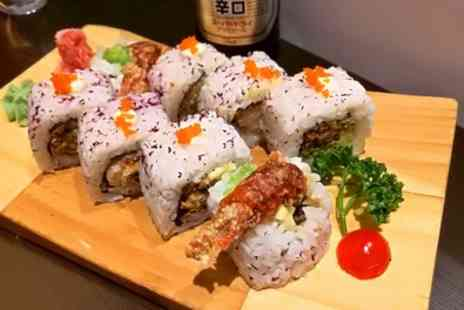 Yes Sushi - Three Course Sushi Meal for Up to Four - Save 29%