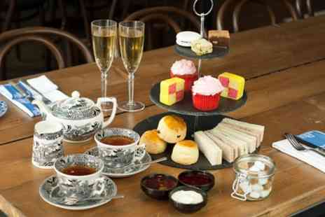 The Mill House - Afternoon Tea or Sparkling Afternoon Tea for Two - Save 43%