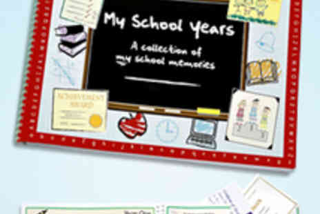 Identity Direct - My School Years Book Including Delivery - Save 52%