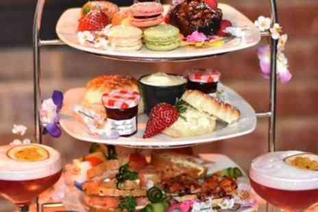 OHM Sheffield - Traditional, Sparkling or Cocktail Afternoon Tea for Two or Four - Save 40%