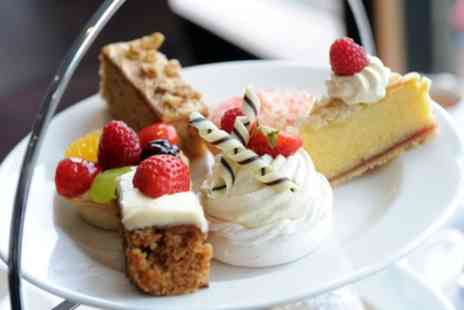 Mercure Sheffield Parkway Hotel - Afternoon Tea for Two or Four - Save 35%