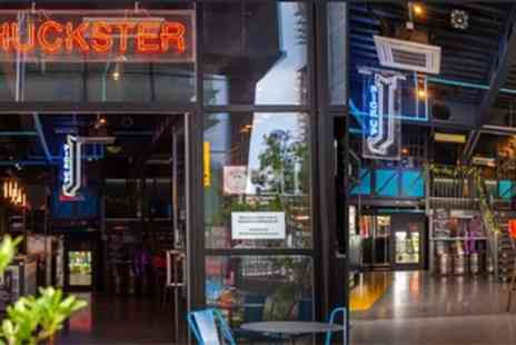 Huckster - Choice of Themed Bottomless Brunch with Cocktails - Save 51%