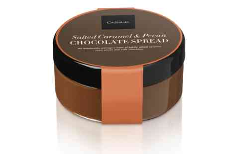 Hotel Chocolat - Pecan and Salted Caramel Chocolate Spread - Save 0%