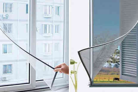 Bag A Bargain - Removable Velcro Fly Screen - Save 75%