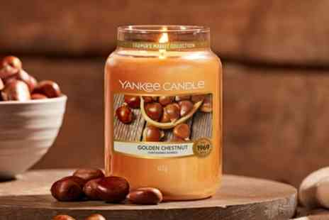 Groupon Goods Global GmbH - One, Two or Four Yankee Candle Large Jars - Save 79%