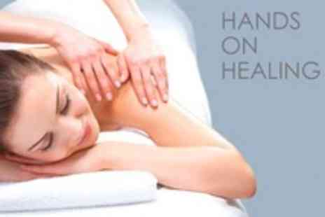 Hands On Healing - 60 Minutes Worth of Massage From Choice - Save 62%