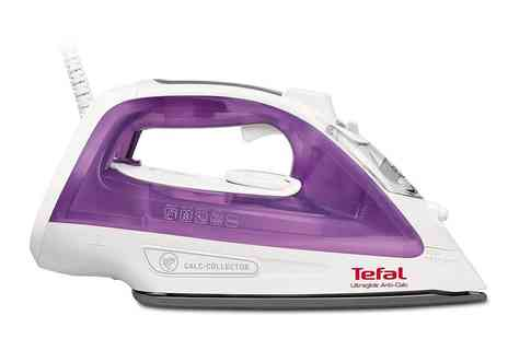 Elit Housewares - Tefal FV2661 2400 watt steam iron - Save 0%