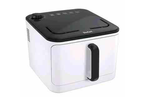 Elite Housewares - Tefal 3D Air Pulse technology fry delight fryer - Save 0%