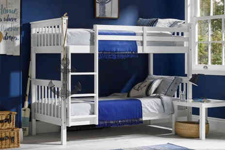 Envisage Home - White bunk bed - Save 0%