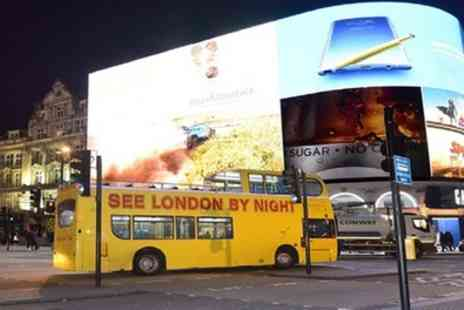 See London by Night - Tickets to see See London by Night - Save 0%