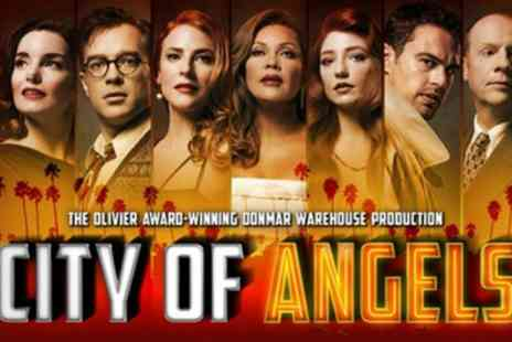 Garrick Theatre - Tickets to see City of Angels - Save 0%