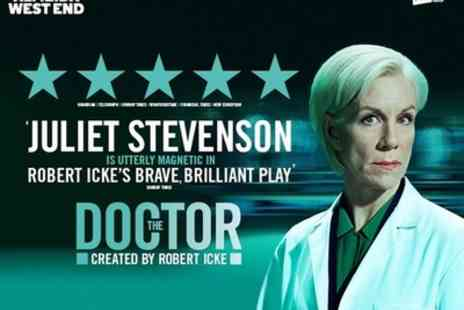 Duke of Yorks Theatre - Tickets to see The Doctor - Save 0%