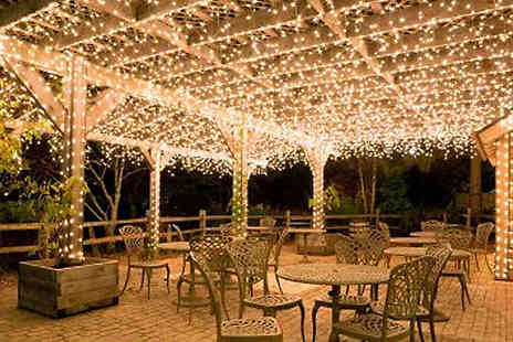 DML Solutions - LED Solar Fairy Lights Choose From 50 or 100 - Save 60%