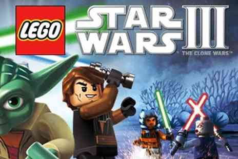 Software Giants - Lego Star Wars III The Clone Wars video game download play as Anakin and Obi Wan across the galaxy - Save 0%