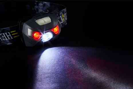 Esher Mail Order - Led head torch - Save 60%