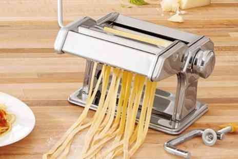 Groupon Goods Global GmbH - Heavy Duty Pasta Maker Kitchen Tool - Save 50%
