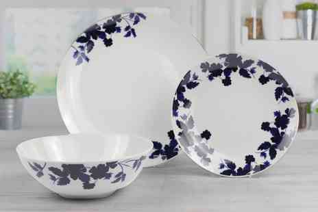 Direct Sourcing Project - 12 piece tilde dinner set - Save 0%