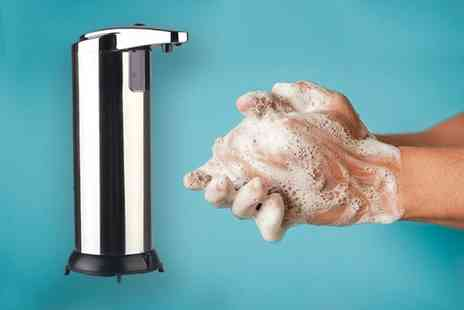 SecretStorz - Automatic soap dispenser - Save 0%