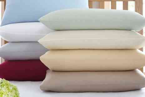 Groupon Goods Global GmbH - Pieridae 180TC Fitted Sheets or Pillowcases - Save 0%