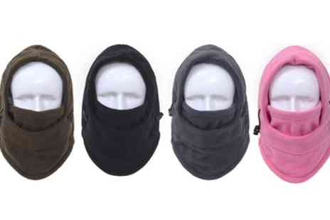 Groupon Goods Global GmbH - Six in One Thermal Winter Hats - Save 81%