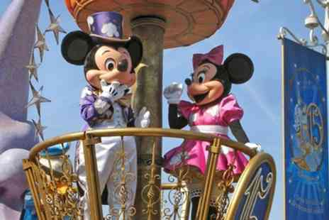 Disneyland Break with Flights - 2 To 4 Nights at a Choice of Hotels with Return Flights and 1 Day 1 Park Ticket - Save 0%