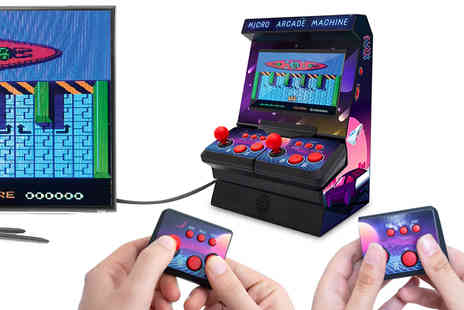 Avant Garde - Two player micro arcade machine - Save 0%