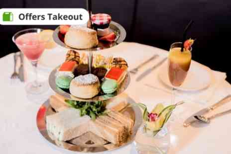 The Cranley - Afternoon Tea with Optional Glass of Prosecco for Two or Four - Save 70%