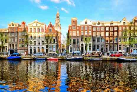 Amsterdam City Break With 2021 Dates - 2 To 4 Nights at a Choice of Hotels with Flights - Save 0%