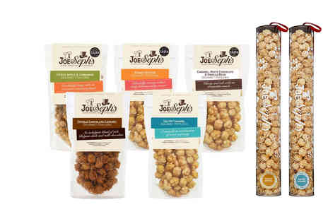 Joe & Sephs - Popcorn treat bundle night in bundle - Save 0%