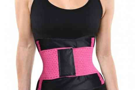 HONGKONG HUALIANDA - Waist trimmer belt - Save 70%