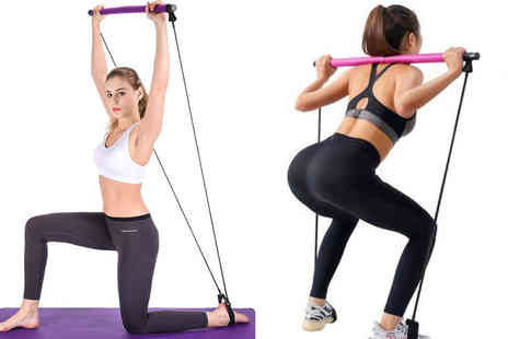 Magic Trend - Yoga exercise Pilates bar - Save 62%