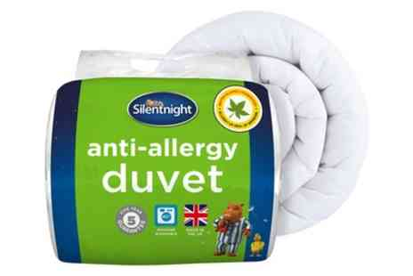 Groupon Goods Global GmbH - Silentnight 10.5 Tog Anti Allergy Duvet - Save 0%