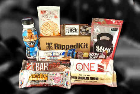 Ripped Kit - Your first protein subscription box - Save 55%