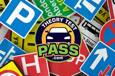 TheoryTestPass - One month Unlimited access subscription to online driving theory test tuition - Save 50%